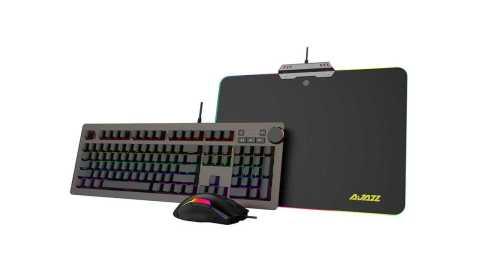 Ajazz AK60S - Ajazz AK60S RGB Linkage Keyboard & Mouse & Mouse Pad Set Banggood Coupon Promo Code