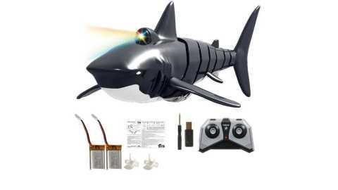 Eachine EBT01 2 3 batteries - Eachine EBT01 RC Shark Banggood Coupon Promo Code [with 2/3 Batteries] [Czech Warehouse]