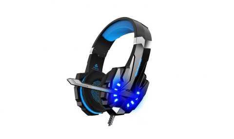 Hunterspider noise cancelling gaming headphone scaled - Hunterspider Noise Cancelling Stereo Gaming Headset Amazon Coupon Promo Code