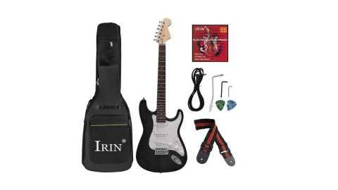 IRIN 38 Inch 6 Strings Electric Guitar - IRIN 38 Inch 6 Strings Electric Guitar Banggood Coupon Promo Code