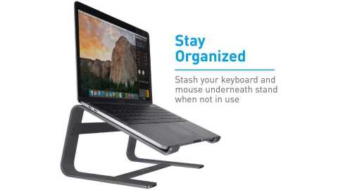 Macally Aluminum Laptop Stand - Macally Aluminum Laptop Stand  Amazon Coupon Promo Code