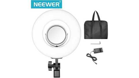 Neewer Dimmable Mini LED Ring Light - Neewer Dimmable Mini LED Ring Light Amazon Coupon Promo Code