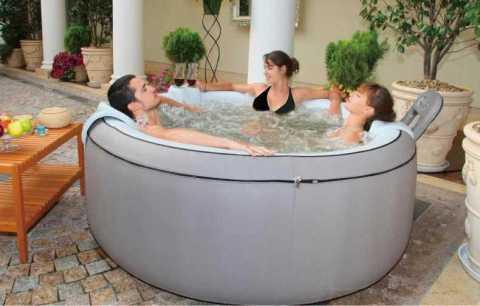 Portable Bubble Massage Spa Set - MSpa Portable Bubble Massage Spa Set Banggood Coupon Promo Code