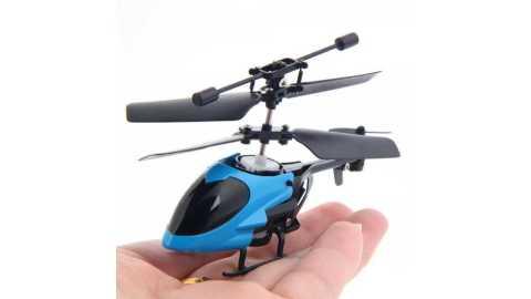 Qingsong QS5013 - Qingsong QS5013 Micro RC Helicopter Banggood Coupon Promo Code