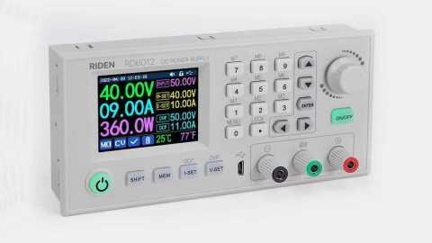 RIDEN RD6012W - RIDEN RD6012W Digital DC Adjustable Power Supply Banggood Coupon Promo Code [Czech Warehouse]