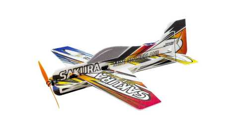 SAKURA E211 - SAKURA E211 MINI 3D Airplane Kit Banggood Coupon Promo Code