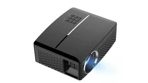 VIVIBright GP80 - VIVIBright GP80 Projector Banggood Coupon Promo Code