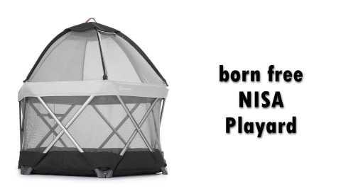 born free NISA Playard - born free NISA Playard Amazon Coupon Promo Code