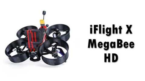 iFlight X MegaBee HD - iFlight X MegaBee HD 4S FPV Racing Drone Banggood Coupon Promo Code