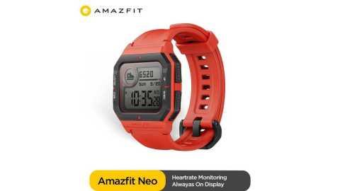 Amazfit Neo - Amazfit Neo Smart Watch Gearbest Coupon Promo Code