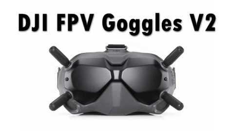 DJI FPV Goggles V2 - DJI FPV Goggles V2 Banggood Coupon Promo Code