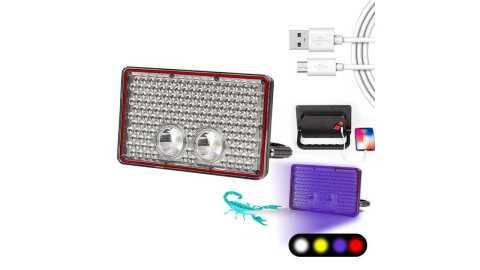E SMARTER W861 - E-SMARTER W861/W862/W863 LED+UV Camping Work Light Banggood Coupon Promo Code