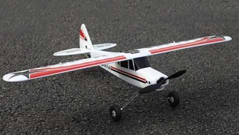 Fun Cub EPO Monoplane - Fun Cub EPO Monoplane Training Plane RC Airplane Kit Banggood Coupon Promo Code
