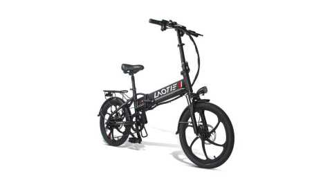 LAOTIE PX5 - LAOTIE PX5 20in Folding Electric Moped Bike Banggood Coupon Promo Code
