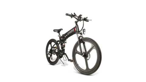 LAOTIE PX7 - LAOTIE PX7 26in Folding Electric Bike Banggood Coupon Promo Code