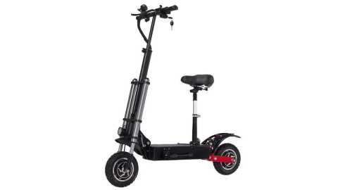 Lutedrive L88 - Lutedrive L88 Foldable Electric Scooter With Saddle Banggood Coupon Promo Code