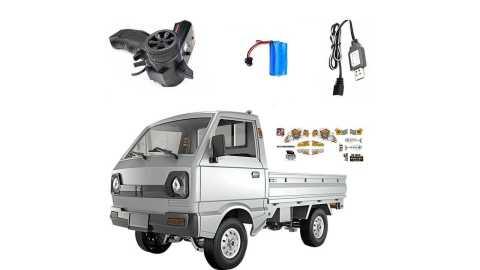 WPL D12 - WPL D12 1/10 Truck RC Car Banggood Coupon Promo Code