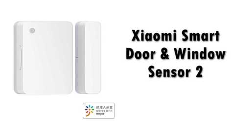 Xiaomi Smart Door Window Sensor 2 - Xiaomi Smart Door & Window Sensor 2 Banggood Coupon Promo Code