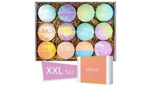 Bubbly Belle Bath Bombs Gift Set - Bubbly Belle Bath Bombs Gift Set Amazon Coupon Promo Code [12 Extra Large 5oz]