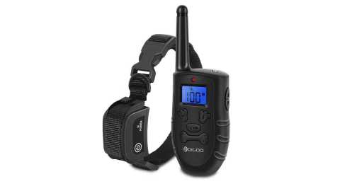 Digoo DG PPT1 - Digoo DG-PPT1 Rechargeable Dog Trainer Collar Banggood Coupon Promo Code [Czech Warehouse]
