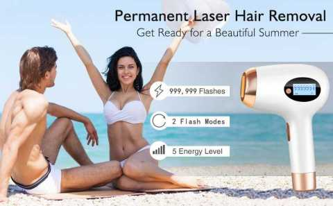 Feeke A2 IPL Hair Removal - Feeke A2 IPL Hair Removal Amazon Coupon Promo Code