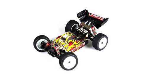 LC Racing EMB 1HK - LC Racing EMB-1HK 1/14 4WD Brushless RC Car Banggood Coupon Promo Code