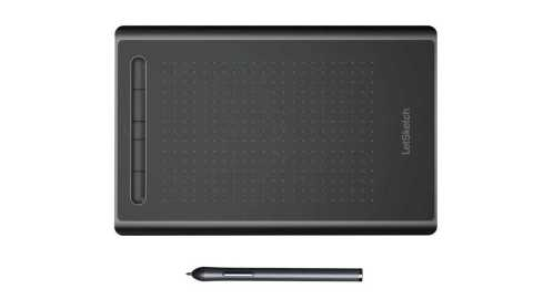 LetSketch 9625 - LetSketch 9625 Graphic Tablet Banggood Coupon Promo Code
