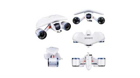 Sublue WhiteShark MIX - Sublue WhiteShark MIX Underwater Scooter Drone Banggood Coupon Promo Code