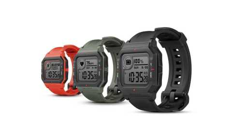 Amazfit NEO - Amazfit NEO Smart Watch Banggood Coupon Promo Code