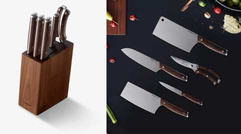 BergHOFF - BergHOFF Chicken Wing Wood Series Tool Combination Set Banggood Coupon Promo Code
