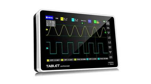 DANIU ADS1013D - DANIU ADS1013D Oscilloscope Banggood Coupon Promo Code [Upgraded Version]