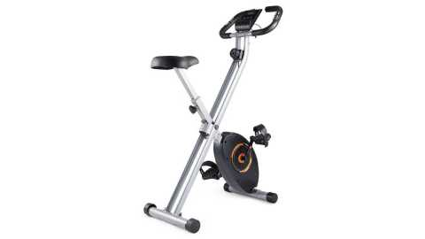 Dohiker BU 3336 6 - Dohiker BU-3336-6 Folding Exercise Bike Gearbest Coupon Promo Code [Poland Warehouse]