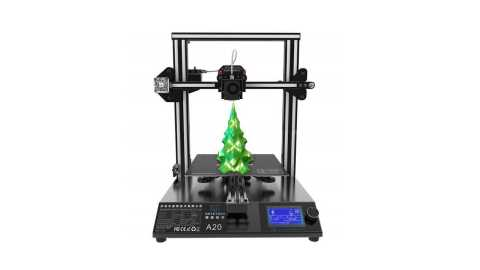 GEEETECH Upgraded A20 - Geeetech Upgraded A20 3D Printer Amazon Coupon Promo Code