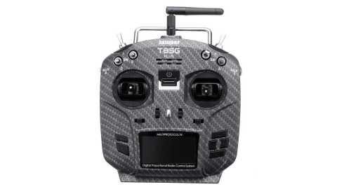 Jumper T8SG Plus V3 - Jumper T8SG Plus V3 Transmitter Carbon Edition Banggood Coupon Promo Code [Czech Warehouse]