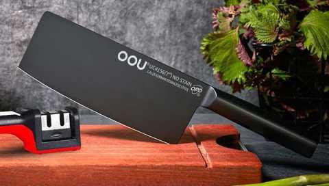 OOU 99 Antibacterial Kitchen Knife - OOU 99% Antibacterial Kitchen Knife Banggood Coupon Promo Code