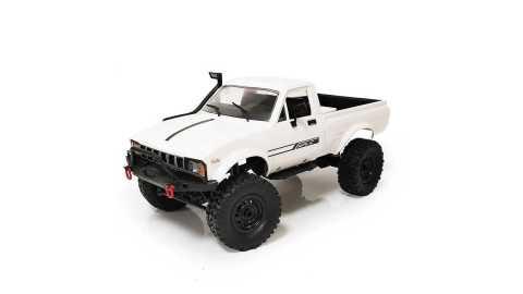 WPL C24 - WPL C24 1/16 4WD Crawler Truck RC Car Banggood Coupon Code [Full Proportional Control] [RTR]