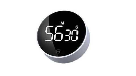 Xiaomi MIIIW Rotary Mute Timer - Xiaomi MIIIW Rotary Countdown Timer Banggood Coupon Promo Code