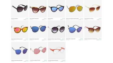 fashion sunglasses - Women's Fashion Sunglasses Proozy Coupon Promo Code