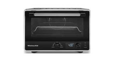 kitchenaid countertop oven - KitchenAid Digital Countertop Oven With Air Fry KitchenAid Coupon Promo Code [KCO124BM]