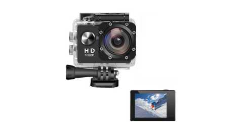 AUGIENB action camera - AUGIENB 2 Inches 4K HD Sports Action Camera Banggood Coupon Promo Code