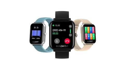 BlitzWolf BW GTC - BlitzWolf BW-GTC Smart Watch Banggood Coupon Promo Code