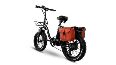 CMACEWHEEL Y20 - CMACEWHEEL Y20 Folding Electric Bike with Bag Banggood Coupon Promo Code [UK Warehouse]