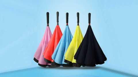 KCASA Reverse umbrella - KCASA Reverse Umbrella Banggood Coupon Promo Code