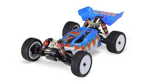 LC RACING EMB 1 - LC RACING EMB-1 1/14 4WD Brushless Racing RC Car Banggood Coupon Promo Code