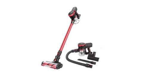 MOOSOO K17 - MOOSOO K17 Cordless Vacuum Cleaner Amazon Coupon Promo Code