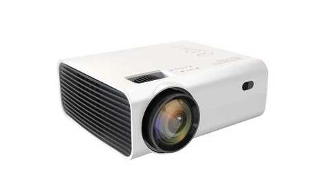 POWERFUL X36 - POWERFUL X36 Mini LED 1080P Projector Banggood Coupon Promo Code