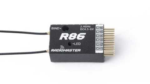 RadioMaster R86 - RadioMaster R86 Nano Receiver Banggood Coupon Promo Code