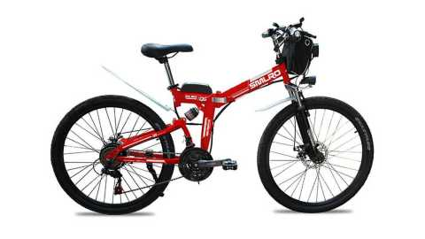 SMLRO MX300 - SMLRO MX300 Electric Bike Banggood Coupon Promo Code