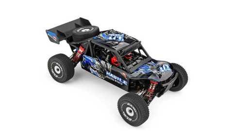 Wltoys 124018 - Wltoys 124018 1/12 4WD 60km/h Metal Chassis RC Car Banggood Coupon Code [2/3 Batteries]