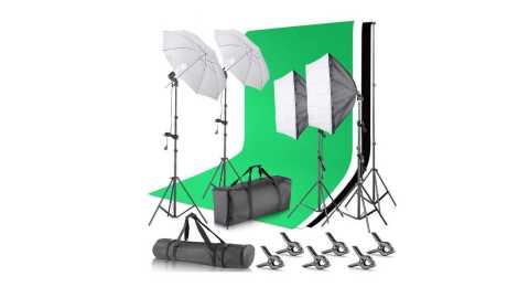 neewer Photography Backdrop Lighting Kit - Neewer Photography Backdrop Lighting Kit Amazon Coupon Promo Code [Basic Version]